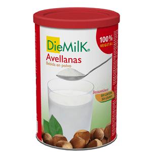Diemilk bebeda de avellanas polvo 400g