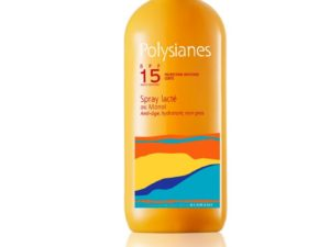 Spray leche al Monoi SPF15