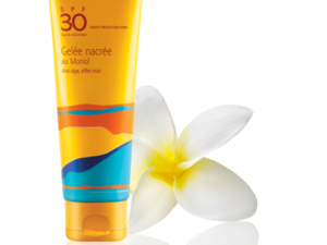 Plolysianes gel nacarado SPF 30 125 ml