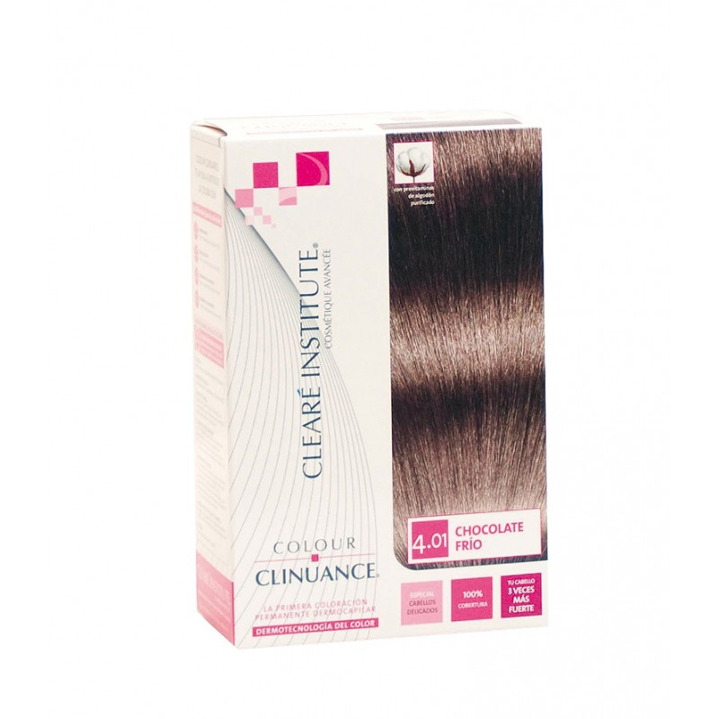 Colour Clinuance 4.01 Chocolate frio
