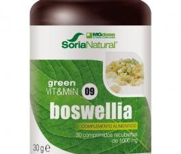 Boswellia. Antiinflamatorio natural